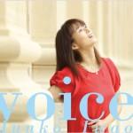 良録音CDですね♪ 岩男潤子さん声優デビュー20周年記念アルバム「voice」